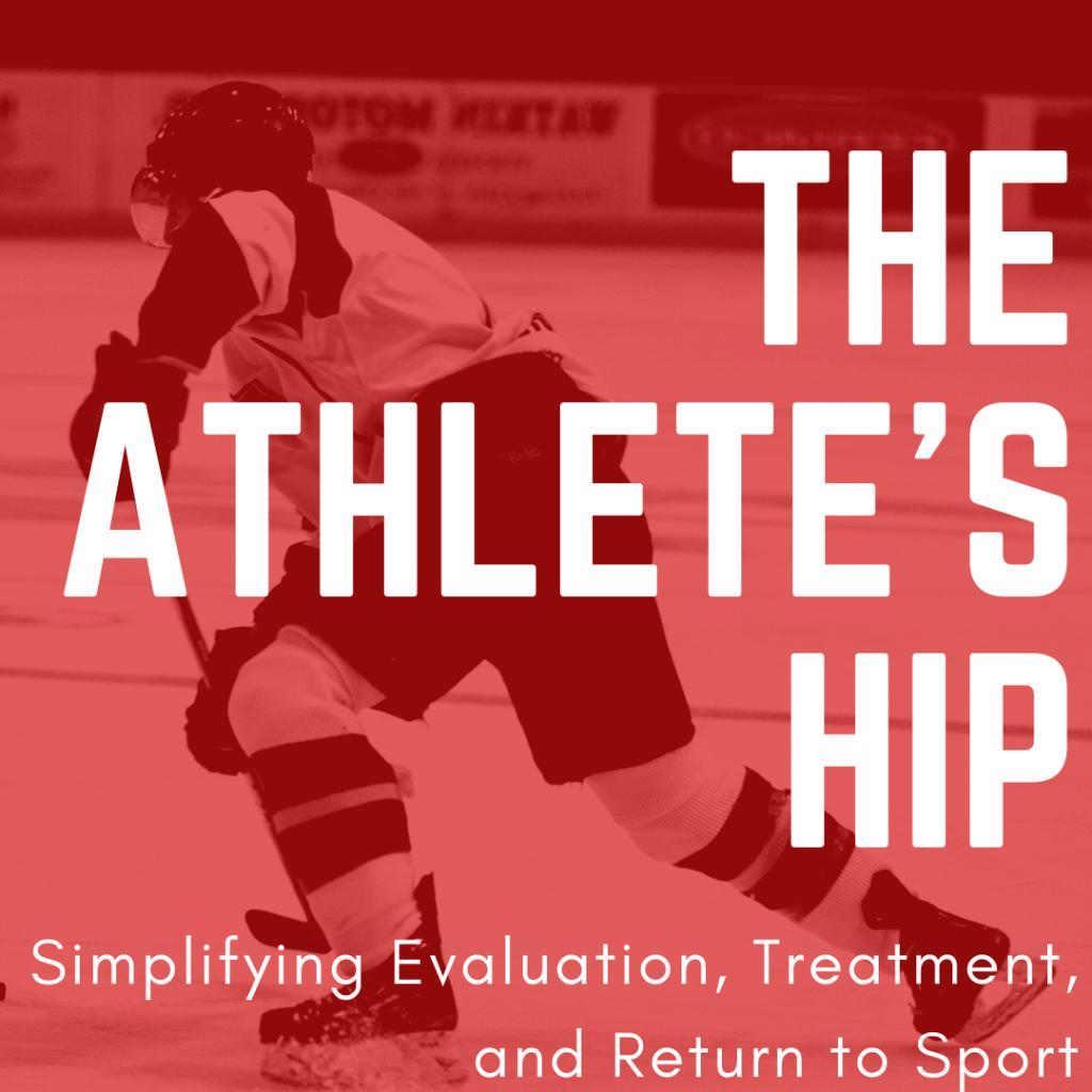 The Athlete's Hip Logo